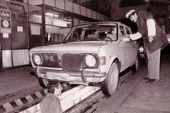 Zagreb - Automehanika servisi, 24.11.1987. - Akcija na STP-u